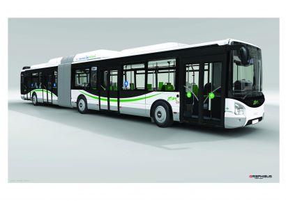nantes ach te 80 autobus roulant eu gaz naturel gnv iveco. Black Bedroom Furniture Sets. Home Design Ideas