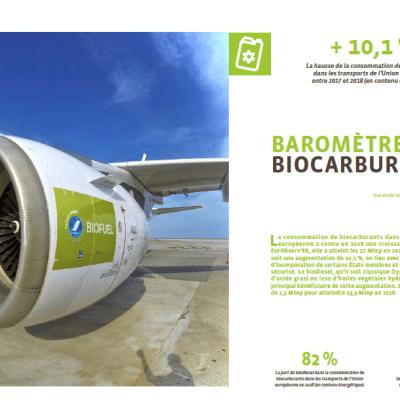 baromètre biocarburants