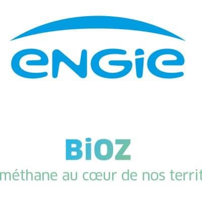 logo engie biogaz