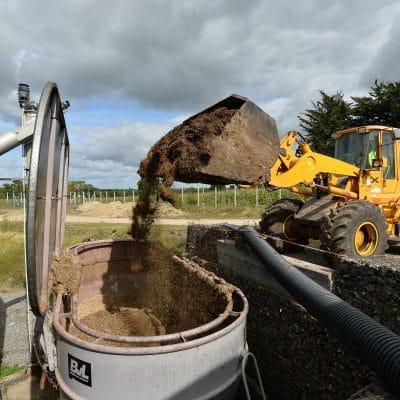 Valorisation de déchets sur un site de méthanisation